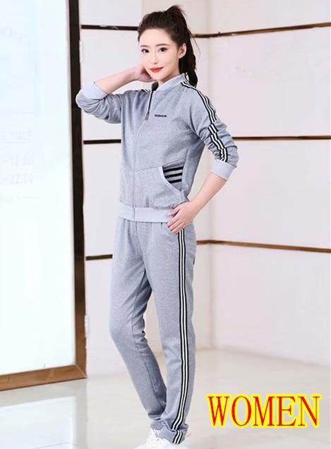 Women gray suit