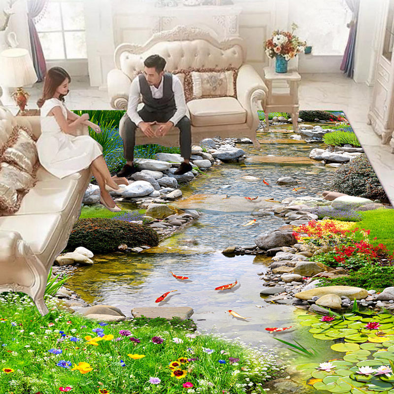 Nordic Style 3D Printing Carpets For Living Room Bedroom Area Rug Kids Room Play Tent Floor Mat Modern Home Hallway Large Carpet