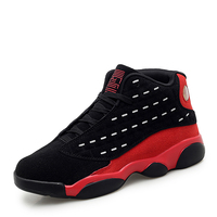 Jordan Shoes Basketball Shoes Sports Sneakers Air Damping High Top Men's Women Light Trainers