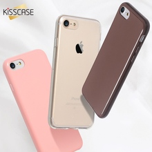 Soft TPU Silicone Phone Case For Apple iPhone 7 XS MAX XR 6S X Transparent Shockproof Cover For iPhone 6 6S 7 8 Plus 5 5S Capa аксессуар чехол innovation для apple iphone 6 6s silicone 0 3mm transparent 12002