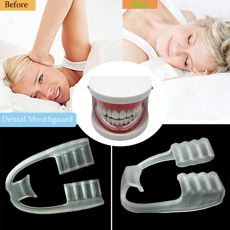 Tala Mouth Guard Teeth Bruxism Silicone Mouth Guard Prevent Night Sleep Aid Tools Prevent From Squeezing Grinding Non-toxic