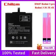 Phone-Battery-Bm47 Redmi3 4000mah Original for Xiaomi 3-3s/3x4x/Redmi3/.. Quality