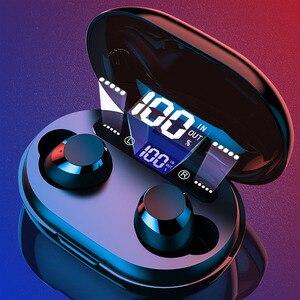 TWS 5.0 9D Stereo Bluetooth Ea