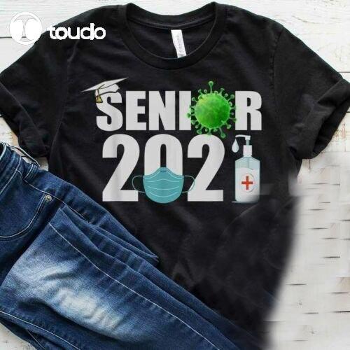 Seniors 21 Senior 2021 Shirt Class of 2021 Senior T-Shirt