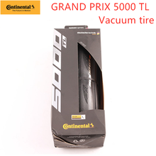 Continental Grand Prix – pneu à vide pour vélo de route pliable, Gp 5000 700x25c GP5000 TL 700x25c