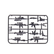 1PCS JX092 Modern Weapon parts Gun Original Block Toy Swat Police Military Weapons City Accessories Compatible Mini Figures equipment storage rack lepin city lepin weapons swat police military mini figures model building kits bricks block original toy