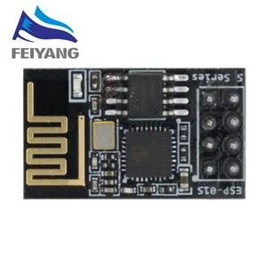 Image 3 - 10PCS ESP8266 ESP 01 ESP 01S ESP 07 ESP 12 ESP 12E ESP 12F serial WIFI wireless module wireless transceiver 2.4G