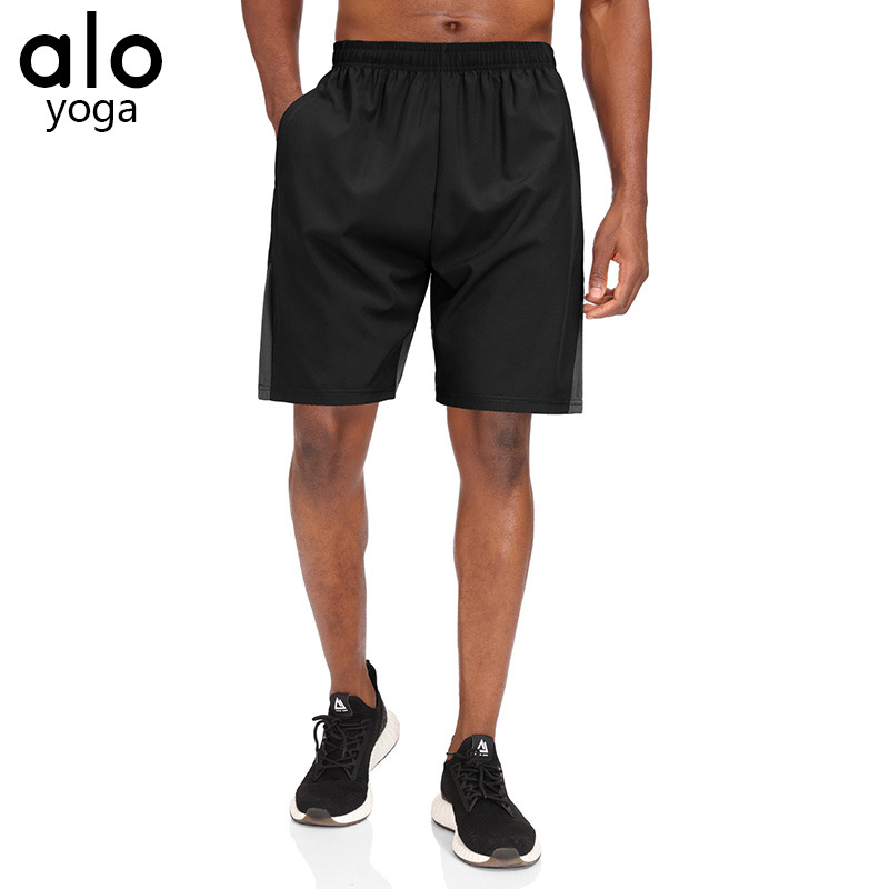 Summer Shorts Men Casual Shorts Gym Fitness Workout Beach Shorts Man Breathable Short Masculino Pure Color/40