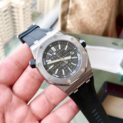 WG10320 męskie zegarki Top marka Runway luksusowy wzór europejski automatyczny zegarek mechaniczny w Zegarki mechaniczne od Zegarki na