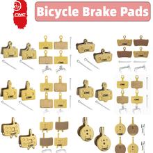 CNC cerámica MTB freno de disco de bicicleta almohadillas para SHIMANO 985 MAGURA SRAM AVID HAYES MX3 MX4 fórmula bicicleta accesorios