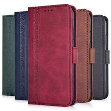 Flip Leather Case for Huawei P8 2017 P9 P10 P20 P30 Honor 10i 8S 8X 8A 9C 9S 9A 7A 7S