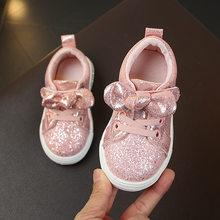 Yeni moda çocuklar nemli yerleşimler yumuşak ayakkabı kız erkek Toddler rahat ayakkabılar sevimli koşu ayakkabıları bahar çocuk spor ayakkabılar