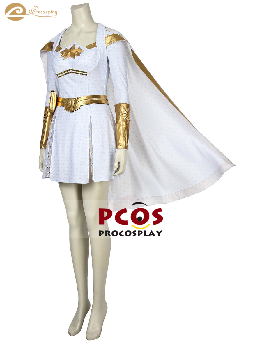 ProCosplay The Boys  The Seven Annie January Starlight super form cosplay costume for women mp005132