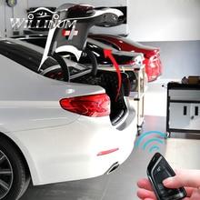 الكهربائية الباب الخلفي لسيارات BMW f10 f11 مربع خلفي ذكي الكهربائية الذيل بوابة الباب سيارات للأطفال تعمل بالريموت كنترول تعمل الجذع فتح إغلاق