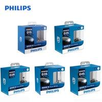 Philips Ultinon HID Xenon D1S D2S D2R D3S D4S WXX2 35W 6000K Cool White Licht Xenon Scheinwerfer Auto lampen Auto Lampen