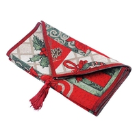 New Christmas Table Runner Decorations Dining Table Runner|Table Runners|   -
