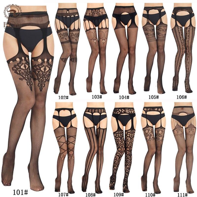 Женское сексуальное нижнее белье, эротические колготки чулки