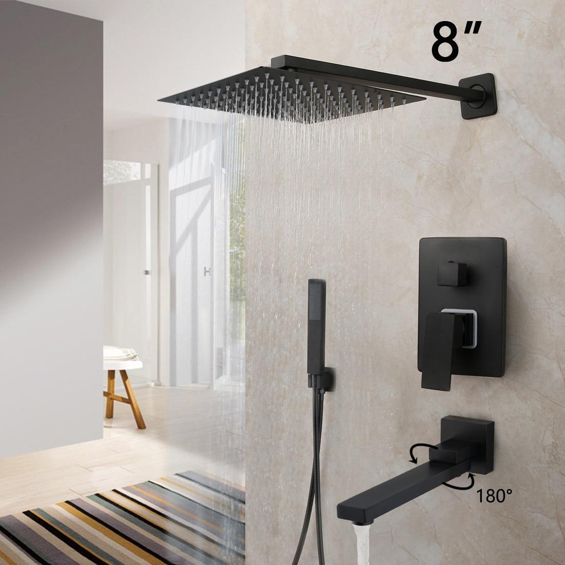 8 Inch Shower W2