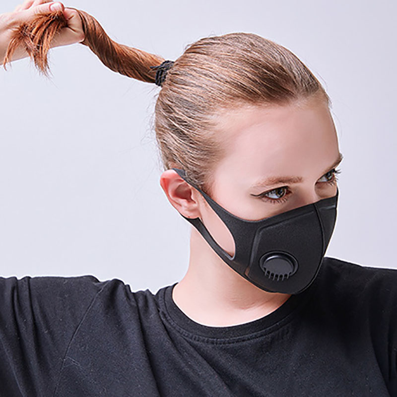Face Mask Protection Face Mouth Masks Breathable Anti Dust Dustproof Anti-fog