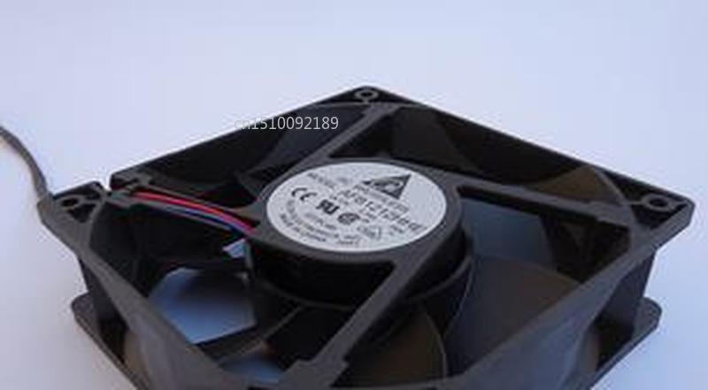 For Original Delta AFB12HHE-ROO 12V 0.70A 120*120*38 Three-line Double Ball Fan Free Shipping