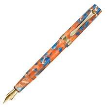 LIY (vivre en vous) montagne série résine celluloïd stylo plume Schmidt Fine Nib convertisseur génial écriture stylo Collection de cadeaux