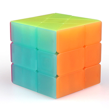 Qiyi Axis Jelly Cool Magic Cube Strange-shape Cubo Puzzle Neo Early Educational Toy For Children New 2019 Kits