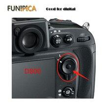 Original d800 botão chave para nikon d800 botão de navegação interruptor chave slr câmera reparação parte frete grátis