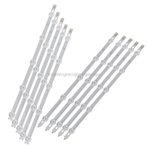 Image 5 - 10 Stks/set Led Backlight Strip 5 En 5 Lampen Bar Voor Lg 42LN Inch Tv 42LN540V O30 19 Dropship