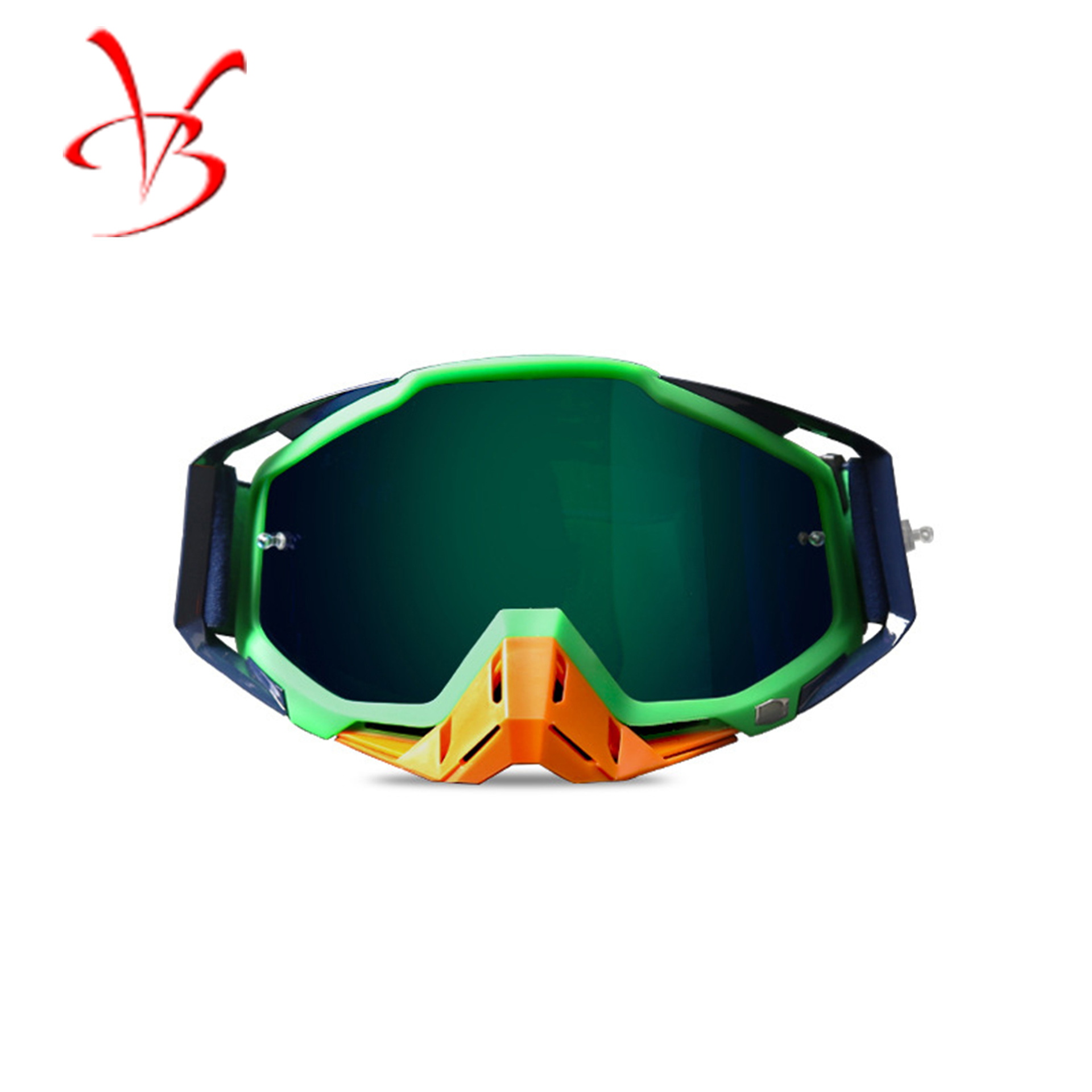 100% Goggles For Motorcycle Off-road Race Car Goggles Outdoor Riding Eye Protection Wind-proof Glasses Skiing Goggles