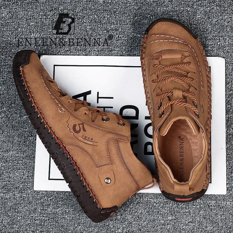 mode-cuir-chaussures-hommes-decontracte-a-lacets-hommes-hiver-en-caoutchouc-bottes-decontracte-basique-adulte-chaud-fourrure-cheville-en-plein-air-bota-masculina
