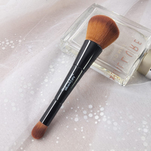 Makeup-Brush Blending Contour Professional Double-Ended Full-Coverage BB Face Touch-Up