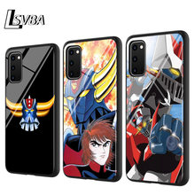 Grendizer G5 Anime Japan for Samsung Galaxy Note 10 Lite S20Ultra S20 Plus A01 A21 A51 A71 A81 A91 Super Bright Phone Case(China)