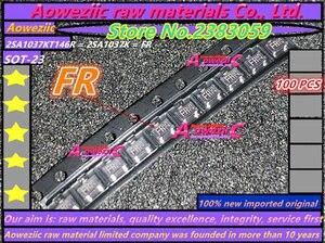 Image 1 - Aoweziic 100% nuovo originale importato 2SA1037KT146R 2SA1037K FR 2SA1514KT146S 2SA1514 RS 2SC2412KT146R 2SC2412 BR SOT 23