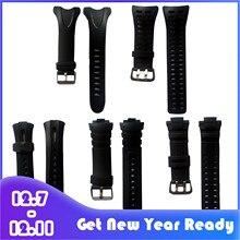 Gosear Plastic Polsband Verstelbare Vervangende Horloge Band Voor Skmei 1025 1251 1068 0931 1080 Sport Horloge Accessoires