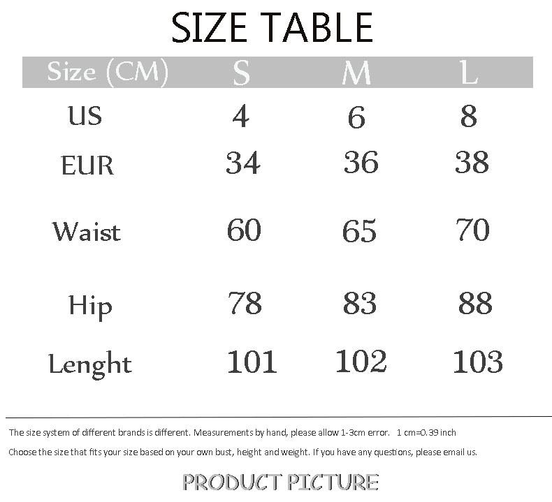 size informatio picture