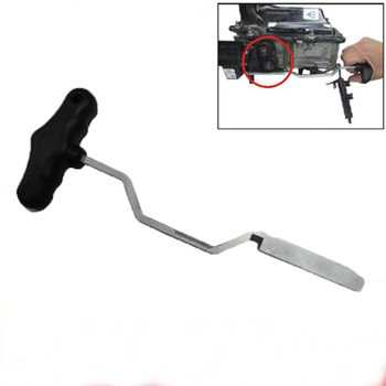 1PC VAG T10407 DSG Assembly Lever Tool For V-W AU-DI 7-Speed Direct Shift Gearbox Special Removal Install Tool t10303 clutch retaining tool vag dsg for vw audi dsg 02e 6 speed