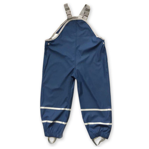Image 3 - Spring, summer and autumn new childrens PU leather poncho raincoat waterproof windproof