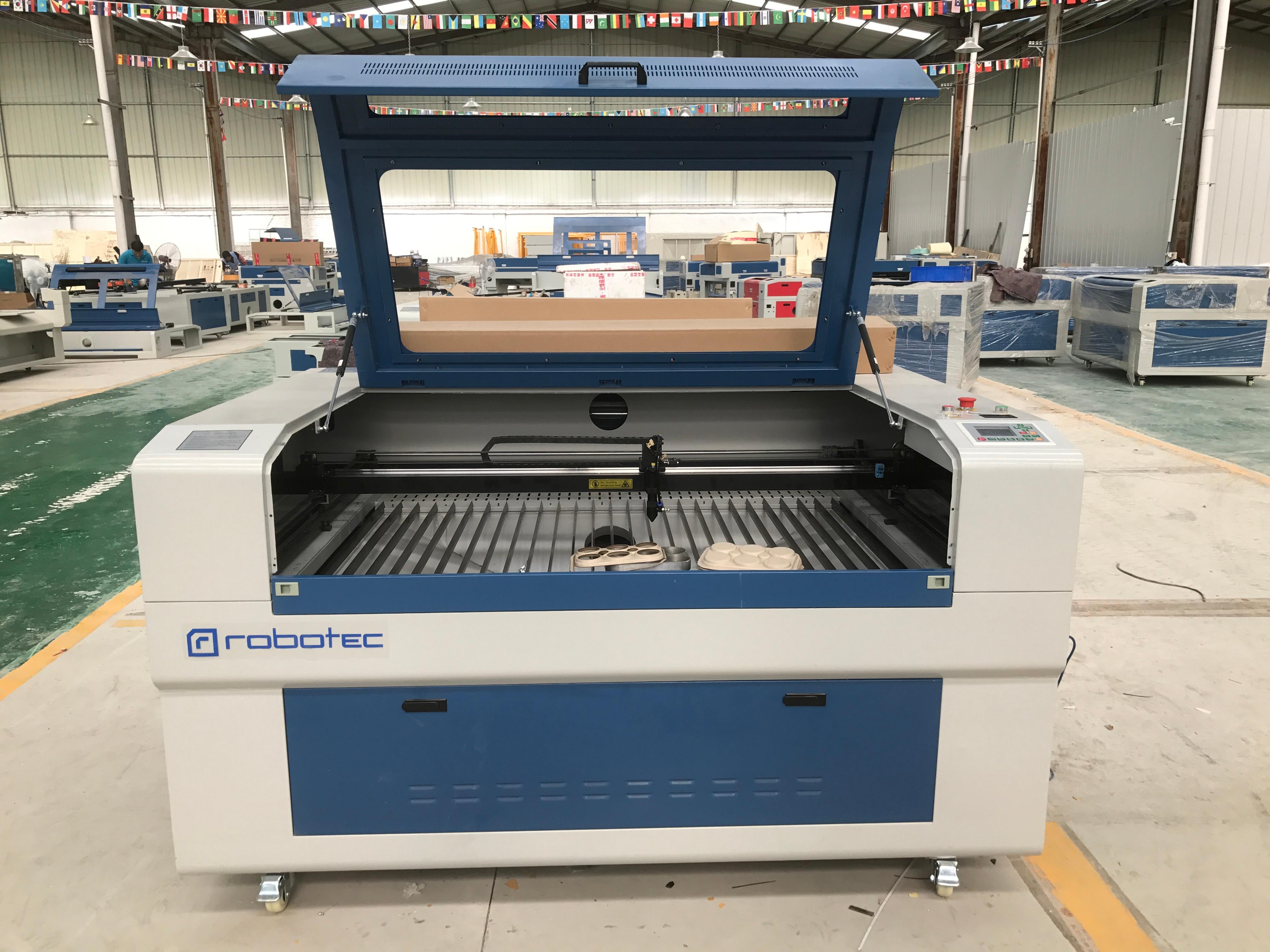 Reci 80W 130W Wood MDF Acrylic Paint Metal Stone Co2 Laser Cutter Machine / Laser Engraving Machine 1390/ Laser Cutting Machine