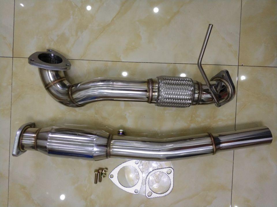 Seat Leon 2.0 t De Acero Inoxidable T304 que el que y Tubo de bajada de 3 pulgadas de diámetro Reino Unido realizó