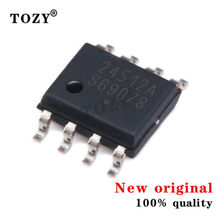 10pcs / lot new original Chip cat24c512wi-gt3 soic-8 EEPROM memory I2C interface