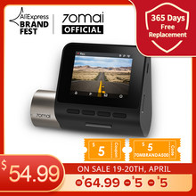 $5 70MBRANDA500 70mai Dash Cam Pro Plus+ 70mai Plus Car DVR Built-in GPS 1944P Speed Coordinates ADAS 24Hours Parking A500S