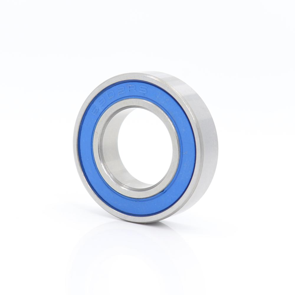 Rubber Sealed Ball Bearing Blue ABEC-3 5 PCS 6903-2RS 6903RS 17x30x7 mm