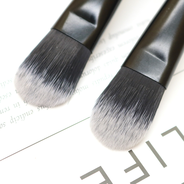 HZM 2020 Hot sale New Mask Brush Makeup Brush Professional Powder Foundation BB Cream Cosmetics Tool Practical Type Brush DX308 3