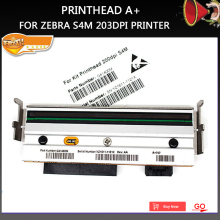 HON-MARK New A+ Compatible S4M Z4M Printer Barcode Thermal Print head For Zebra S4M Z4M Z4000 Z4Mplus 203dpi