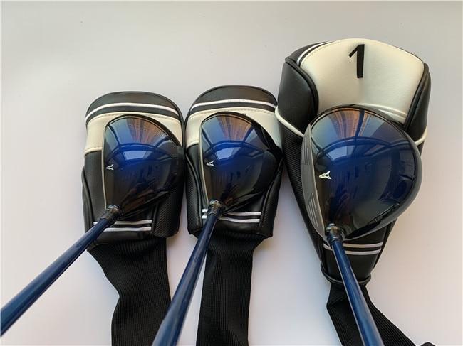 BIRDIEMaKe Golf Clubs MP1100 Golf Set MP1100 Full Set Driver + Fairway Woods + Irons R/S/SR Flex MP1100 Shaft With Head Cover 1