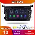 WITSON Android 10,0 Восьмиядерный (Восьмиядерный) Автомобильный Dvd GPS плеер для TOYOTA RAV4 2013-2014 4 Гб ОЗУ 64 Гб ПЗУ IPS сенсорный экран