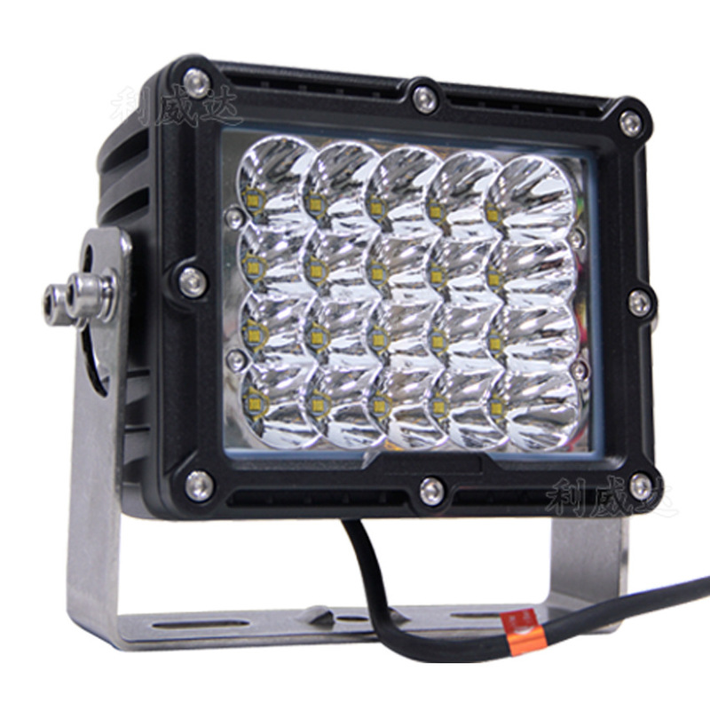 The Vectra Before 100 W Square Led Work Light Off-road Modified Light Auto Car Led Lamp