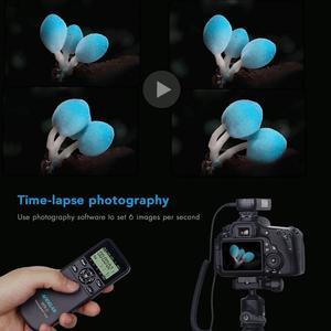 Image 5 - AODELAN WTR2 Rilascio di Otturatore Senza Fili Timer di Controllo Remoto per Nikon Z6, Z7, Coolpix P1000, D850, d810, D700, D4, D5, D4s, D3100