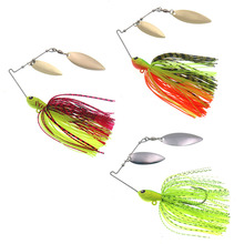 HISTOLURE 1pcs Spinners Spoon Bait Metal Fishing Jigs Lure 10g Spinnerbait  Artificial Crankbaits