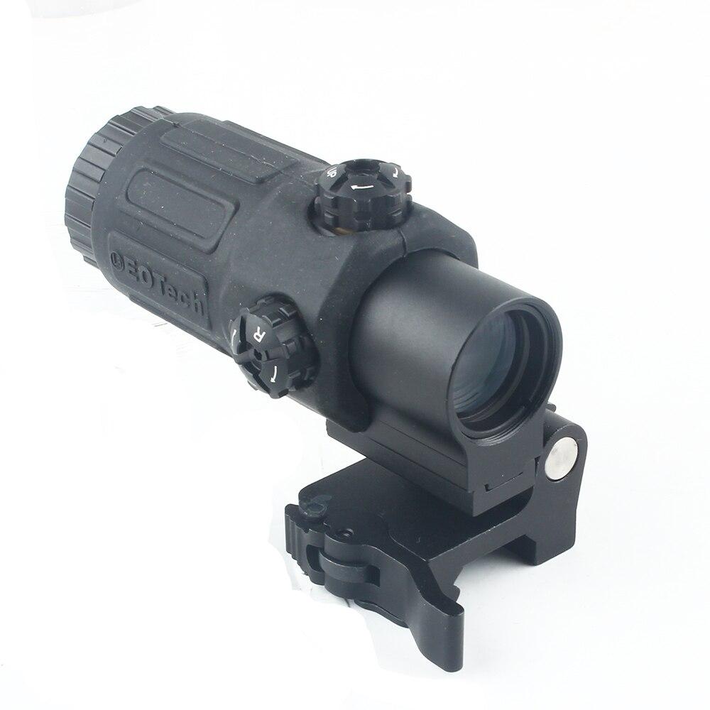 20mm montagem para airsoft arma caça